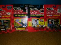three assorted Star Wars toy boxes Dracut, 01826