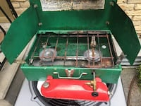 Coleman portable kerosene stove or best offer Hamilton