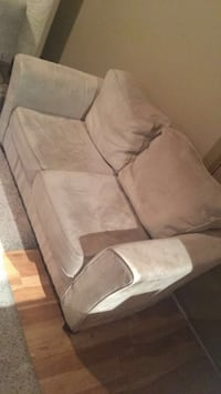 Beige Loveseat (Available until 09/20)