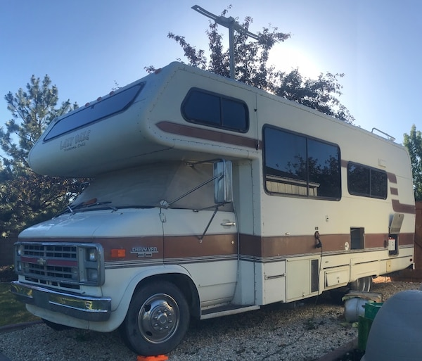 1985 23' Lazy Daze RV