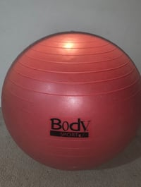 Exercise Ball Herndon, 20171