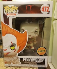 POP! IT Pennywise vinyl figure pack