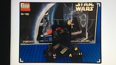 7200 lego star wars final duel darth vader