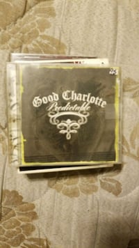 Good Charlotte CD Single for Predictable  Anderson, 96007