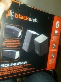 Blackweb soundpair  London, N5V 1Y9