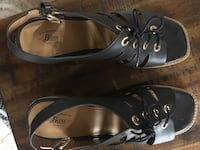 Bass heels, almost new 9 1/2 size Boston, 02128
