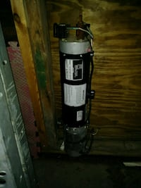 Waltco power up and down hydraulic pump unit