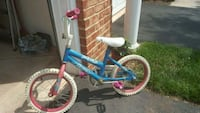 toddler's blue and pink bicycle Ashburn, 20147