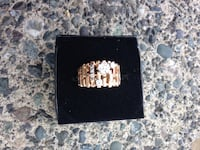 Diamond Ring 14k Gold $1999 reg$4100 with appraisal. Vancouver, V5R 5J4