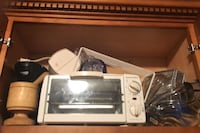 toaster oven only used twice.  ike anuthing wlse in the cabinet $5 Worcester, 01608