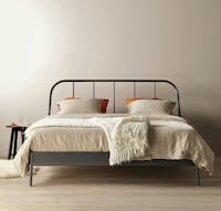 Designer King Bed Sterling, 20166