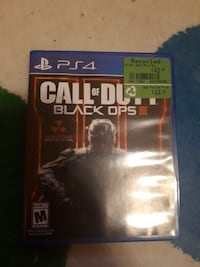Call of duty black ops 3 ps4 (cod bo3)