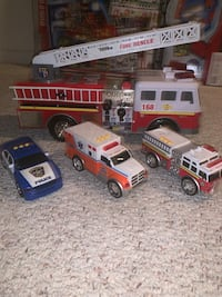Emergency Toy Cars Baltimore, 21223