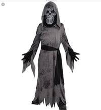 Kids ghouls costume for Halloween size 12-14 yrs  London, N5X 0J9