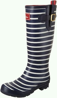 Joules new rain boots in US size 10 Toronto, M2P 1T6
