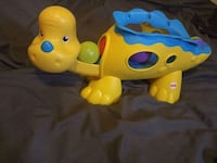 yellow and blue plastic toy Moncton, E1C 6P3