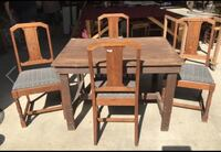 Table and chair set. Lusby, 20657