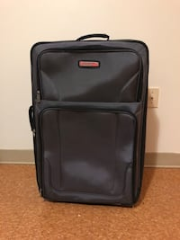black soft side luggage bag Winnipeg, R2L