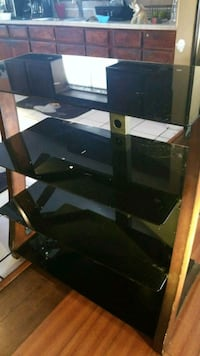 Glass TV stand Los Angeles, 90061