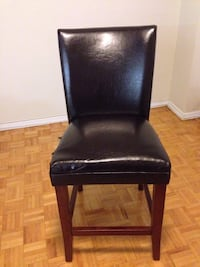 Leather bar chair Toronto, M3A