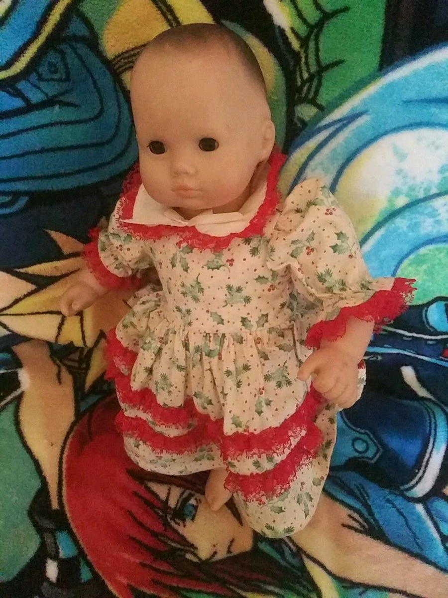 Photo American Girl Doll Bitty Baby(no longer make)