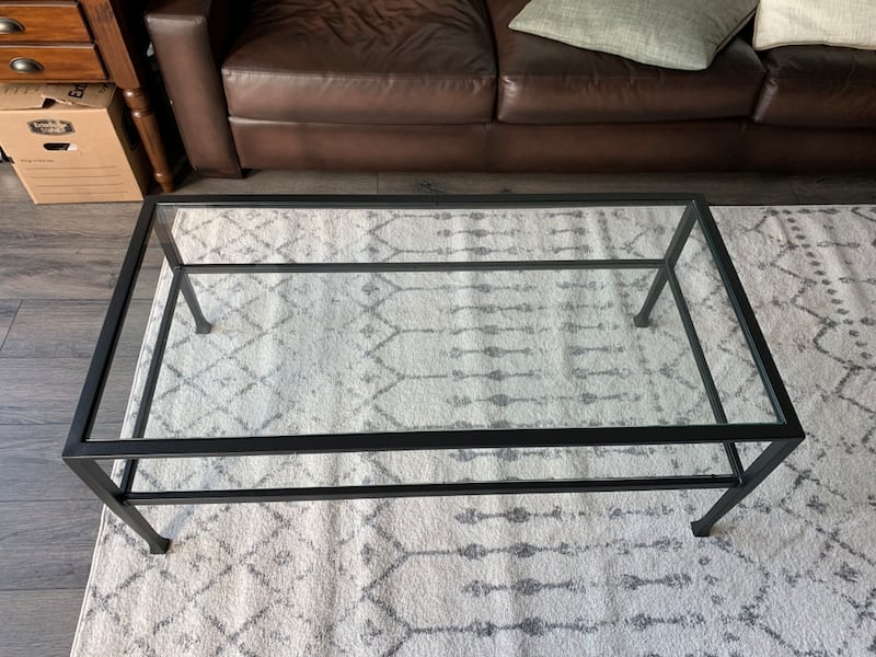 Pottery Barn Coffee Table - New  1