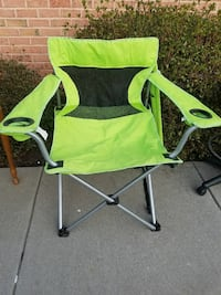 green and black camping chair Forest Hill, 21050