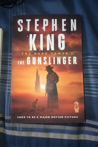 Stephen Kings The Dark Tower 1 The Gunslinger Hamilton, L0R 1C0