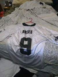 white and black NFL jersey Gulfport, 39503