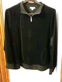 Charter Club Solid Black Women's Pullover New With Tags Middletown, 21769