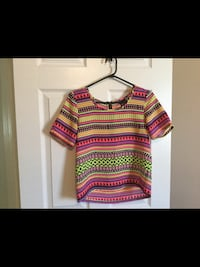 Ladies size small new without tags top  Milton, L9T 2R1