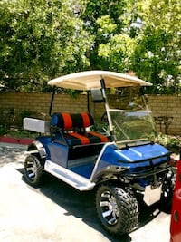 Lifted Golf Cart Simi Valley