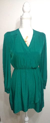 ASOS Emerald Green Dress Toronto