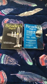 two Reader's Digest books