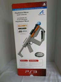 Playstation Move Sharp Shooter. Brand New in Box. Toronto, M3N