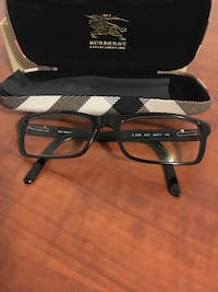 AUTHENTIC BRAND NEW BLACK BURBERRY FRAMES Burnaby