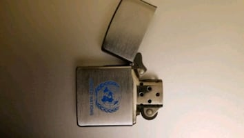 Zippo Lighter - United Nations