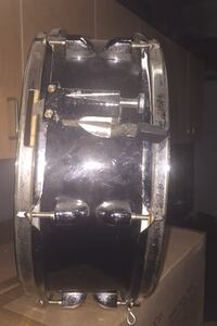 Drum wood case pick up only