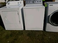 white clothes washer and dryer set Riverdale, 30296