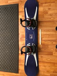 "62"" snowboard with bindings Fairfax Station, 22039"