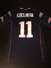 New Julian Edelman #11 New England Patriots Super Bowl LIII 53 Jersey