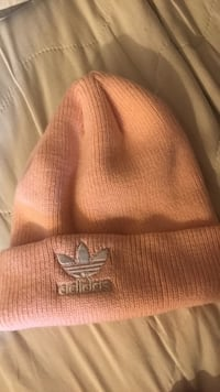 Pink Adidas hat  Boston, 02118