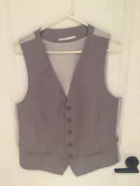 Grey Grafton Suit Vest Toronto, M6P 2S4