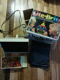 Vintage Lite-Bright. Works. See info Clarence-Rockland, K0A 1E0