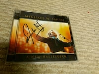 Signed Michael W Smith cd Wyoming, 49519