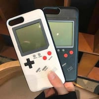 Free games!! Game boy iphone case with games for all iphone 伯纳比, V5J 4A7