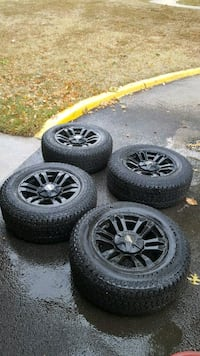 FOUR TRUCK TIRES COLORADO/CANYON/H3 4WD Rosedale, 21237