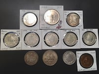 round silver-colored coin lot Cypress, 90630