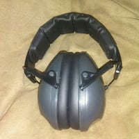 Ear protection for target practicing  3243 mi