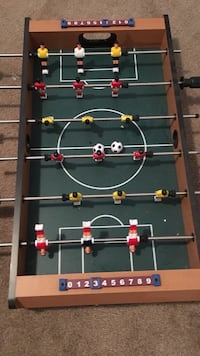 Table Top Soccer Game Greenwood, 29649